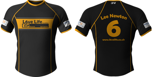 The Lee Newton Charity Shirt